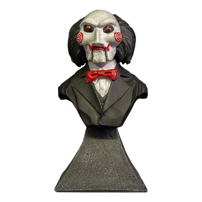 Saw - mini busto billy the puppet escala 1/6