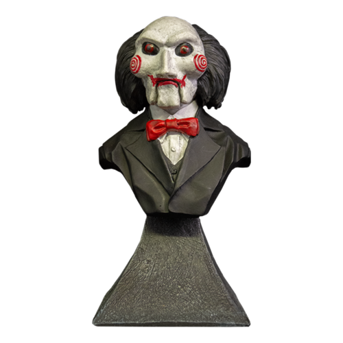 Saw - Mini buste Billy the Puppet à l'échelle 1 / 6ème