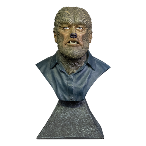 The Wolf Man  - wolf man 1/6th scale mini bust