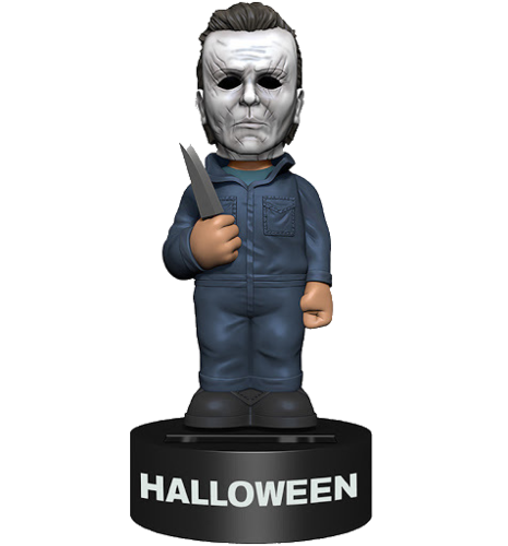 MICHAEL MYERS Neca solar powered bobble head
