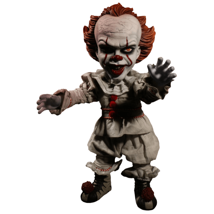 IT Pennywise le clown parlant à grande échelle figurine
