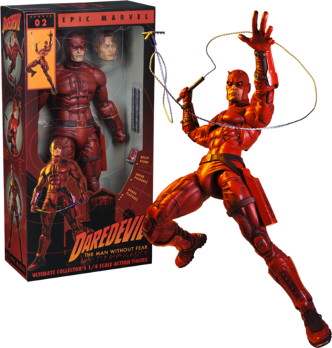 Daredevil – 1/4 scale action figure – Marvel