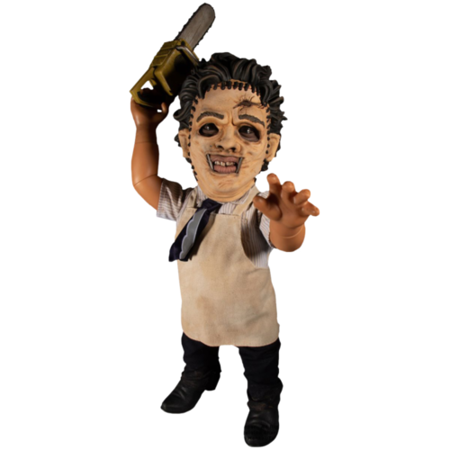 Leatherface Texas Chainsaw Massacre figurine avec son 38cm