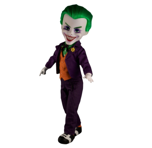 "The Joker living dead dolls 10"" figure DC"