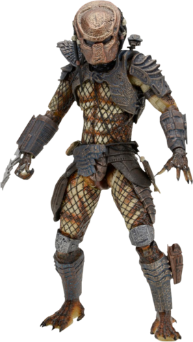 Predator 2 the ultimate city hunter action figure